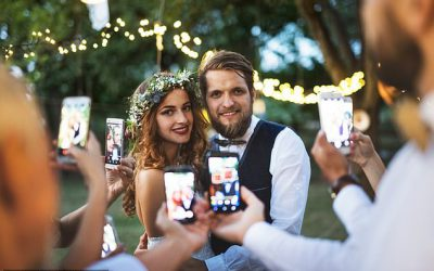 For better or worse. How is tech changing weddings?