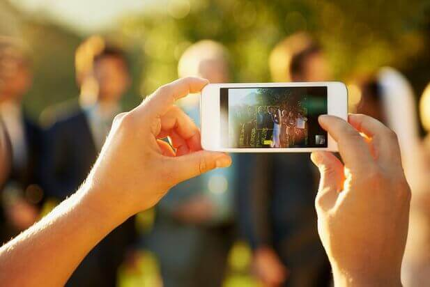 Importance of wedding video : Mobile videography