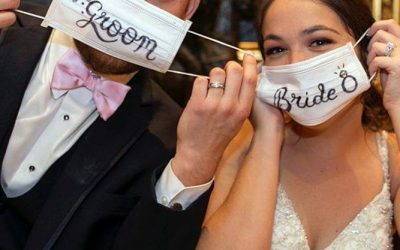 PANDEMIC WEDDING IN THE TIME OF COVID-19