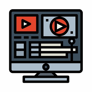 Users record video